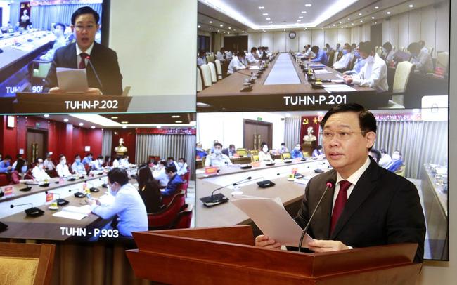 Bí thư Thành ủy Vương Đình Huệ: Hà Nội có thể tiên phong, gương mẫu và chiến thắng trong mặt trận phục hồi và phát triển kinh tế?