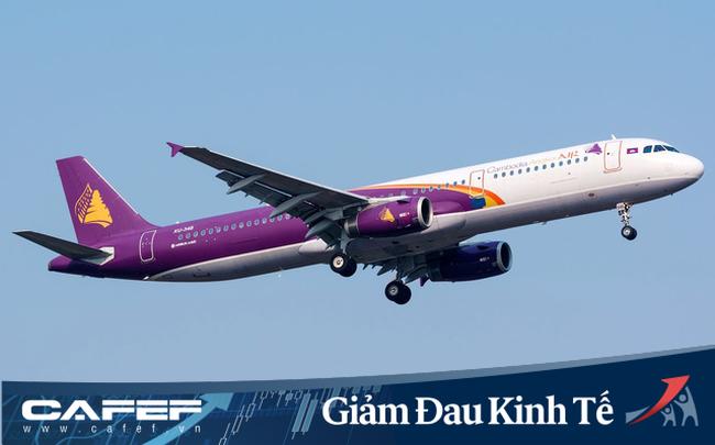 Vietnam Airlines đã hoàn tất thoái 49% vốn tại Cambodia Angkor Air