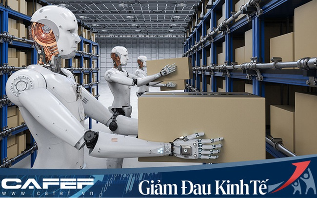Viễn cảnh đáng sợ nhất có vẻ đã sắp tới: Vì Covid-19, robot có thể sẽ khiến con người mất việc nhanh hơn