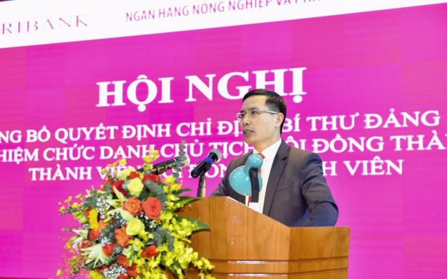 Chánh văn phòng NHNN Phạm Đức Ấn sang làm chủ tịch ngân hàng Agribank