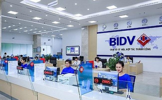 Lãi riêng lẻ BIDV giảm 27% trong quý I, nợ xấu được cải thiện