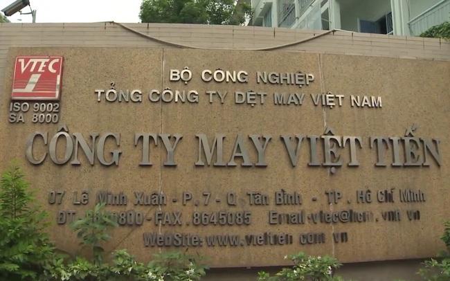 May Việt Tiến (VGG): Quý 1 bất ngờ báo lỗ 22 tỷ đồng