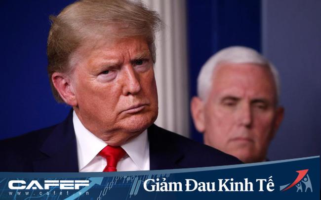 Ông Trump: Thị trường chứng khoán cho là tôi đang xử lý dịch bệnh rất tốt!