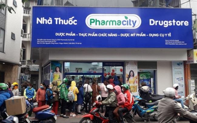 Chuỗi nhà thuốc Pharmacity lỗ ròng 265 tỷ trong năm 2019