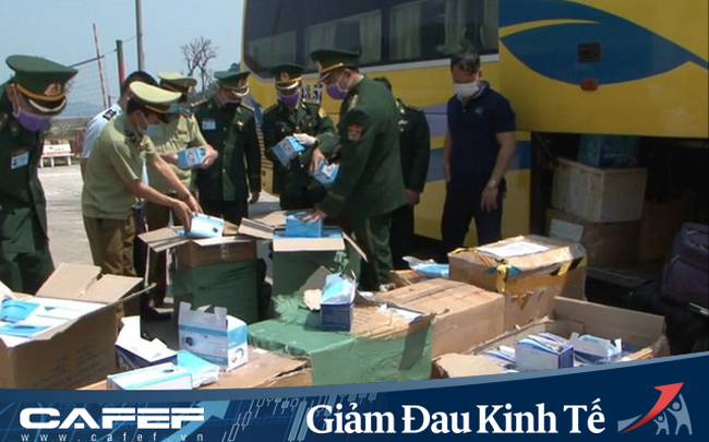 Tăng cường kiểm tra, ngăn chặn tình trạng xuất khẩu khẩu trang và gạo lậu qua biên giới