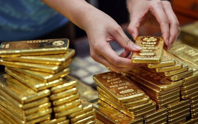 Quan hệ Mỹ - Trung căng thẳng, giá vàng tăng trở lại