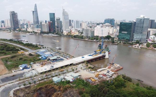 Cây cầu vượt sông Sài Gòn vốn 4.260 tỷ đồng - biểu tượng mới của TP HCM  Cây cầu vượt sông Sài Gòn vốn 4.260 tỷ đồng – biểu tượng mới của TP HCM photo 1 1589333614353688520232 crop 15893336828062141497373