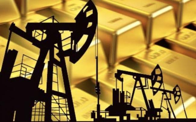 Thị trường ngày 15/7: Giá dầu tăng, vàng duy trì trên 1.800 USD/ounce