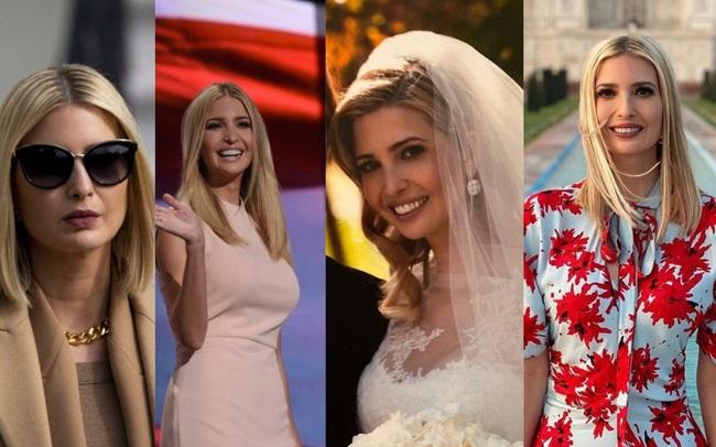 Tuyên ngôn thời trang Ivanka Trump trong các sự kiện quan trọng: Tinh tế có thừa nhưng ẩn ý đằng sau mỗi trang phục mới là điều đáng quan tâm