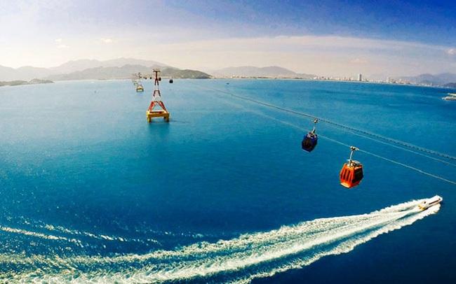 Vingroup đề xuất làm cầu vượt biển ra đảo Hòn Tre ở Nha Trang