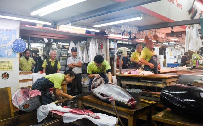 VASEP: Thị trường cá ngừ Nhật Bản chao đảo vì dịch Covid-19