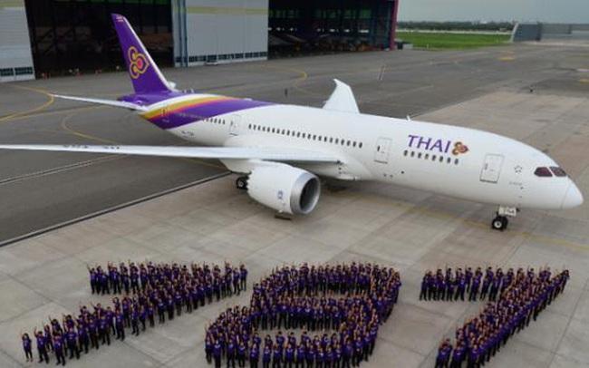 Thai Airways lớn mạnh thế nào trước khi nộp đơn xin phá sản?