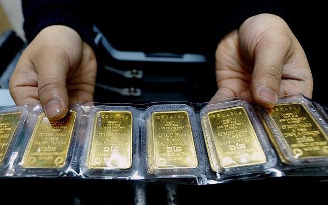 Giá vàng tiếp tục tăng lên 50,8 triệu đồng/lượng