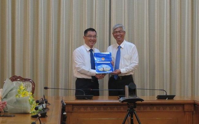 Phó chủ tịch quận 2 giữ chức Phó giám đốc Sở Xây dựng TPHCM