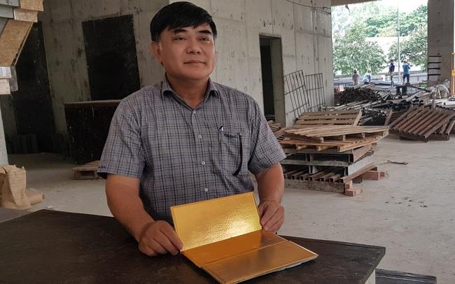 """Lộ diện đại gia BĐS có thú chơi """"ngông"""" dát vàng nhiều cao ốc trải dài từ Hà Nội đến Đà Nẵng"""