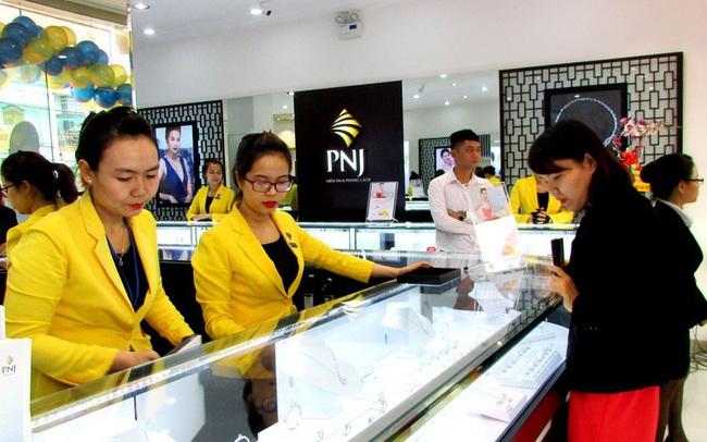 PNJ: Tạm đóng phần lớn cửa hàng do Covid – 19, tháng 4 lỗ 89 tỷ đồng