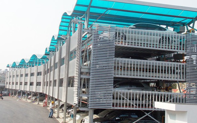 Đề xuất xây dựng thêm  2 bãi đỗ xe ngầm trong Trung tâm chính trị Ba Đình
