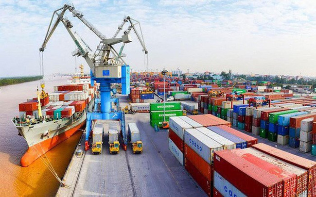 Kim ngạch xuất nhập khẩu giảm 856 triệu USD trong nửa đầu tháng 5/2020