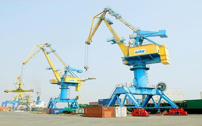 Cảng Đoạn Xá (DXP): Năm 2020 dự kiến lãi 42 tỷ đồng, giảm 18% so với 2019