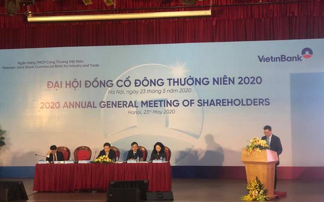 Chủ tịch HĐQT VietinBank: Dự kiến lợi nhuận đến cuối quý 2 đạt 6.000 tỷ đồng, ngân hàng không có định hướng cắt giảm nhân viên