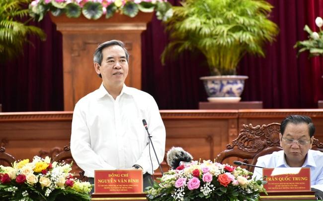 Ông Nguyễn Văn Bình: Cần Thơ hướng đến sứ mệnh dẫn dắt, tác động lan toả tích cực đến các địa phương khác trong vùng