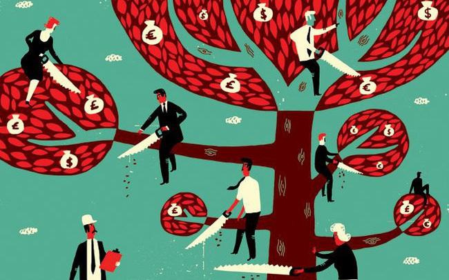Thế giới thay đổi rất nhanh, những quy tắc tài chính truyền thống nay không còn là chân lý: Rủi ro lớn nhất bắt đầu khi bạn giao phó sự an toàn của mình cho người khác!