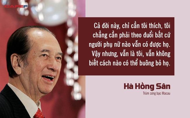 """Chuyện đời ly kỳ của 4 """"bóng hồng"""" kề cận trùm sòng bạc Macau suốt 98 năm cuộc đời: Xuất thân khác biệt nhưng nhan sắc và tài năng đều có thừa"""