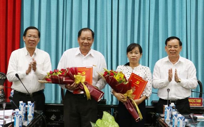 Công bố quyết định của Ban Bí thư Trung ương Đảng về công tác cán bộ