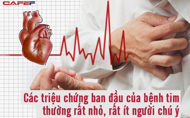 """Bác sĩ viện tim mạch quốc gia cảnh báo các dấu hiệu """"trái tim lên tiếng"""": Người trẻ ngày càng gặp nhiều, xử lý càng chậm tính mạng càng nguy hiểm"""