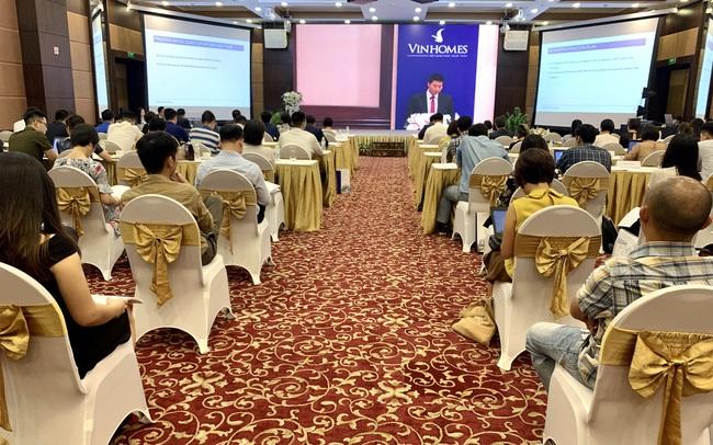 ĐHCĐ Vinhomes: Không lo thiếu dự án lớn, đẩy mạnh chiến lược bán buôn 35% tổng nguồn hàng