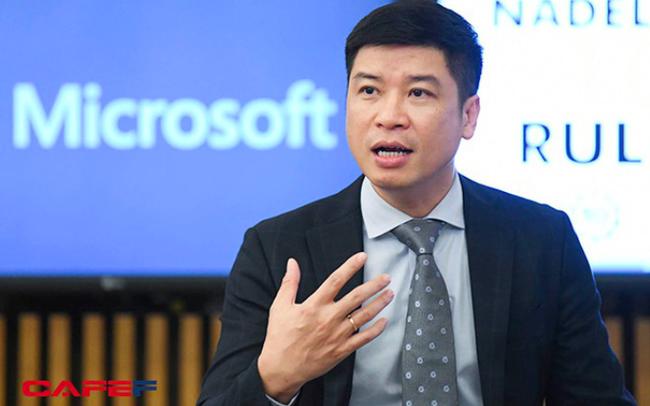 TGĐ Microsoft Việt Nam: Nỗ lực dùng công nghệ để bảo vệ xã hội khỏi Covid-19 là ví dụ lớn để Việt Nam thực hiện những hoài bão, kỳ tích thông qua nền tảng số!