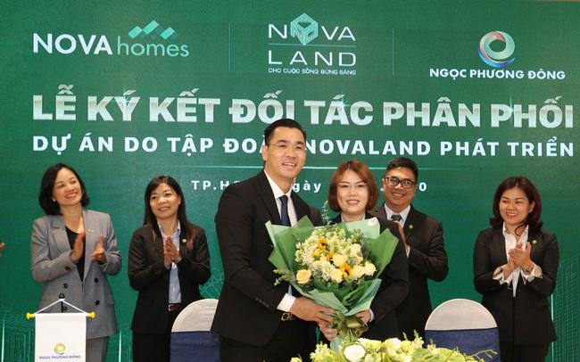 Nhiều đơn vị phân phối BĐS vừa ký kết hợp tác phân phối bất động sản do tập đoàn Novaland phát triển