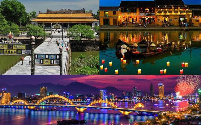 Huế - Đà Nẵng – Quảng Nam