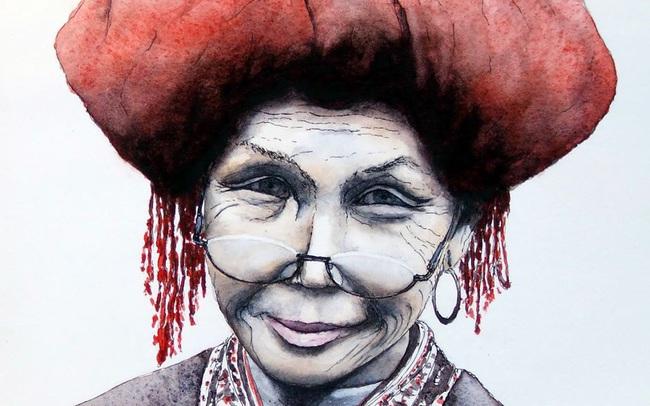 """Bộ tranh """"đẹp quá Việt Nam ơi"""" được vẽ bởi họa sĩ người Pháp, cộng đồng mạng quốc tế thích thú ngắm nhìn một nơi bình dị, an yên nhưng rất tươi đẹp"""