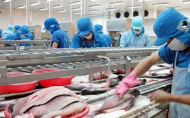 Xuất khẩu thủy sản 4 tháng đầu năm giảm 10%