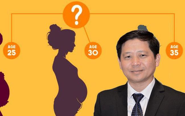 """BS Hồ Mạnh Tường: Sinh con nên là một mục quan trọng trong kế hoạch """"sự nghiệp"""" của phụ nữ, chứ không phải là """"từ từ tính"""""""