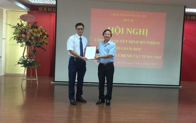 Bổ nhiệm Phó Giám đốc Bệnh viện Tim Hà Nội phụ trách điều hành CDC Hà Nội