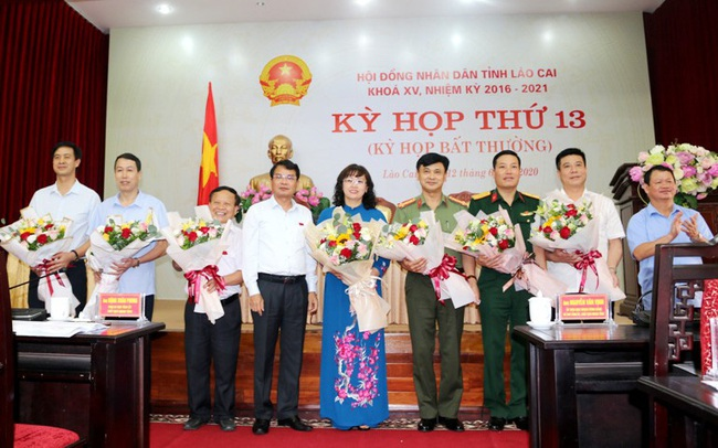 Lào Cai có nữ Phó Chủ tịch UBND tỉnh mới