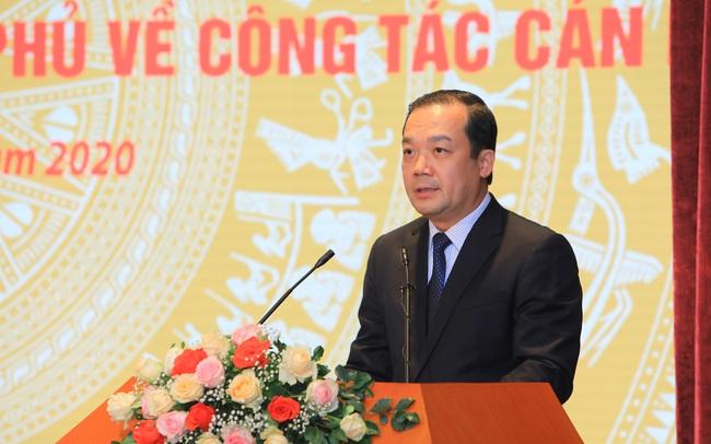 Tân Chủ tịch Hội đồng thành viên VNPT: Quyết tâm để VNPT tiếp tục là doanh nghiệp nhà nước chủ lực, dẫn dắt chuyển đổi số quốc gia