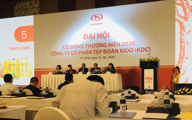 ĐHĐCĐ Kido (KDC): 2020 là năm tái cấu trúc và M&A quyết liệt, con số kinh doanh 2021 sẽ tăng trưởng mạnh mẽ