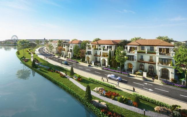 """""""Sóng"""" đầu tư hạ tầng đổ về khu Đông TP.HCM, biệt thự và nhà phố sinh thái hút giới địa ốc nhờ tiềm năng tăng giá cao"""