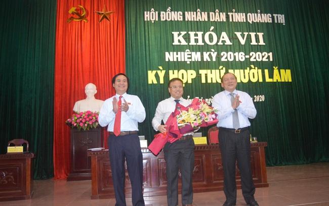 Thủ tướng bổ nhiệm ông Võ Văn Hưng làm Chủ tịch tỉnh Quảng Trị