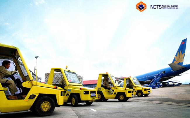 Noibai Cargo (NCT) trình phương án chia cổ tức năm 2019 tỷ lệ 85%