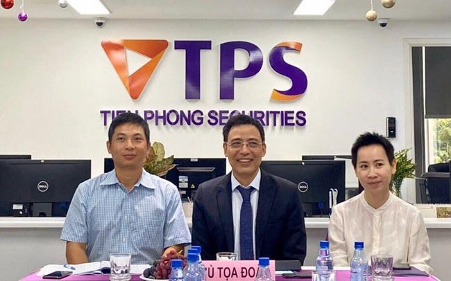 ĐHĐCĐ Tiên Phong Securities: Năm 2020 sẽ xoá sạch lỗ luỹ kế, tập trung khai thác mảng IB với tham vọng lọt Top 10 lợi nhuận vào năm 2022