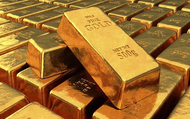 Giá vàng lao dốc, tuột mốc quan trọng