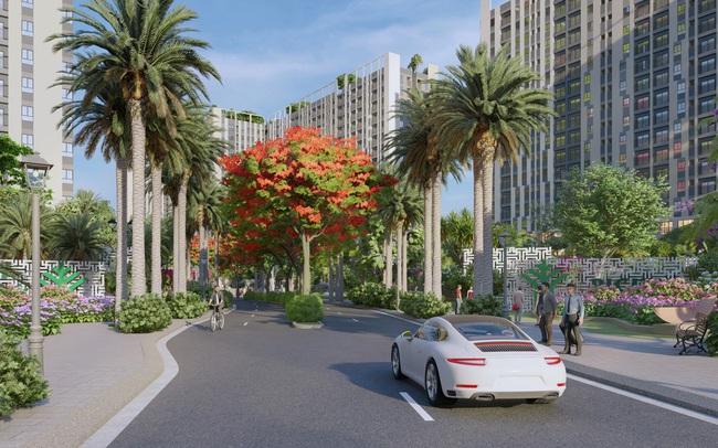 Những diễn biến mới trên thị trường căn hộ Tp.HCM