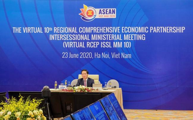 Hiệp định RCEP vẫn mở để Ấn Độ tham gia