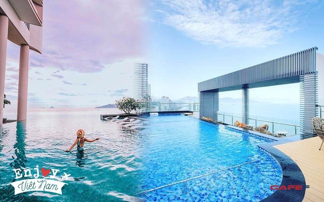 4 khách sạn 5 sao đáng ở nhất khi tới Nha Trang: Hồ bơi vô cực view tầng cao sang chảnh, giá còn giảm tới 50%!