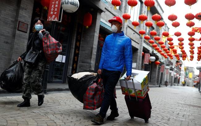 Dữ liệu sớm cho thấy nền kinh tế Trung Quốc phục hồi chậm chạp