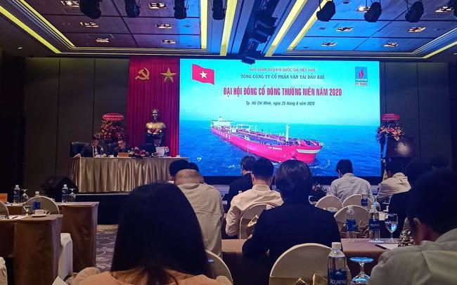 ĐHĐCĐ PVTrans: Tăng vốn lên 3.237 tỷ đồng, dự kiến đầu tư 5-6 tàu mới ngay trong năm 2020